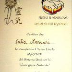 Reiki livello 3 Master