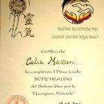 Body Healing livello 1