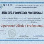 Operatore Olistico Professional (S.I.A.F.)