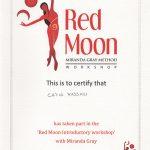 Red Moon con Miranda Gray