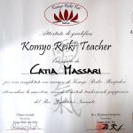 Komyo Reiki Kai Teacher