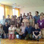 Corso enneagramma: foto di gruppo