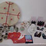 Pietre, oli essenziali e tamburo sciamanico