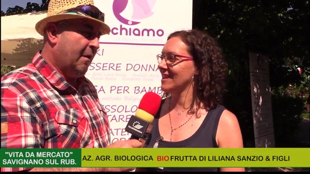 Intervista a Daniela di Associazione Il Richiamo a Vita da Mercato Teleromagna per il Reiki International Day 2017 a Fattorie Aperte