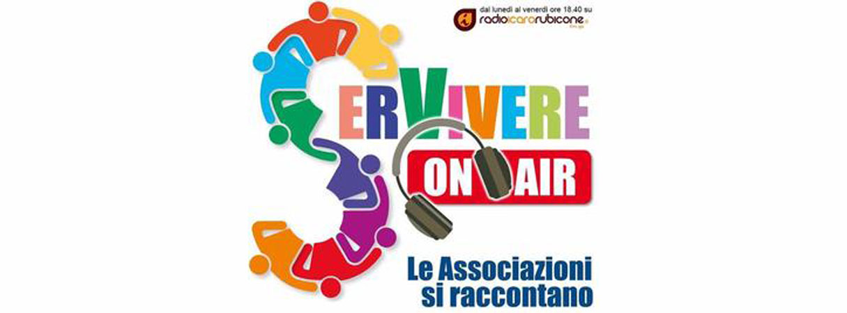 Servivere On Air Radio Icaro Rubicone
