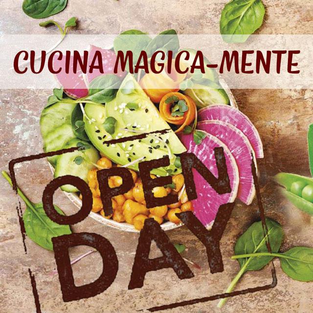 Cucina Magicamente Open Day
