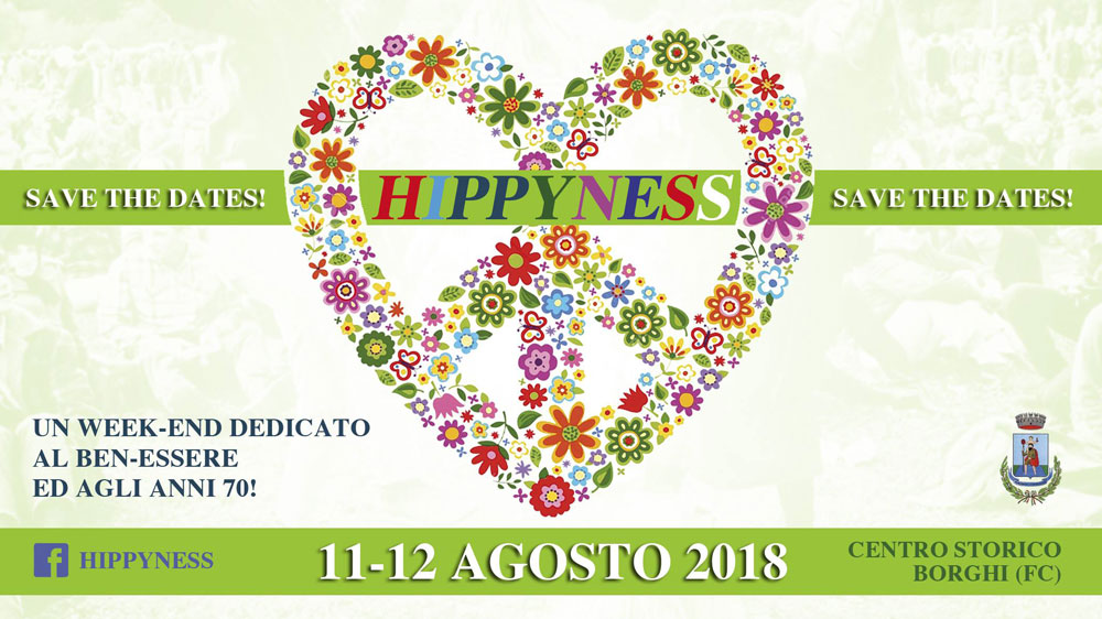 Hippyness Borghi 2018
